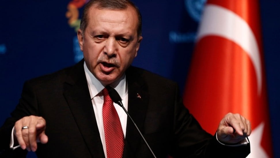Φωνάζει ο κλέφτης, για να φοβηθεί ο νοικοκύρης… Νέα πυρά Ερντογάν κατά Ελλάδας και ΕΕ στο μεταναστευτικό