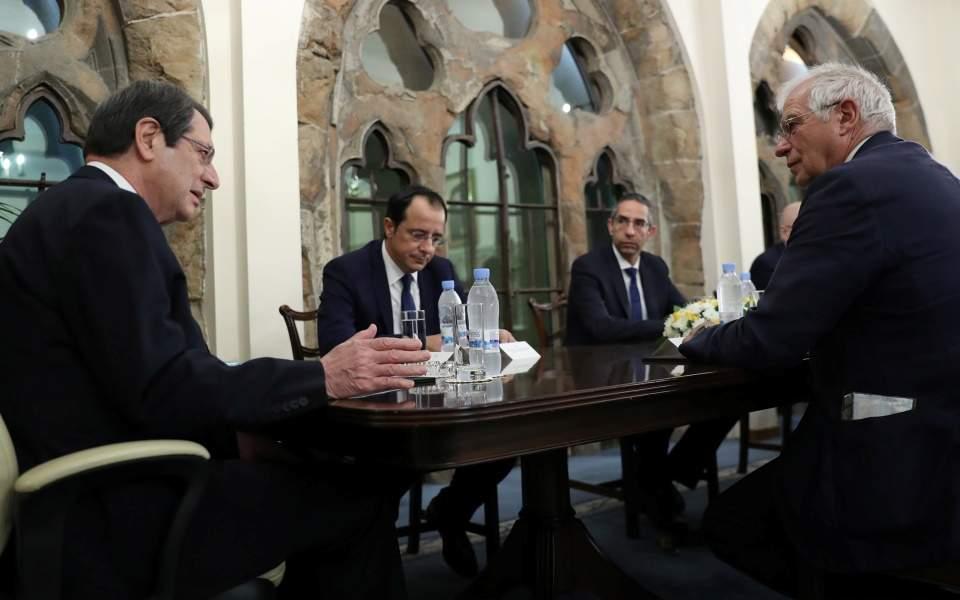 Τουρκικό ΥΠΕΞ: Απορρίπτεται η πρόταση Μπορέλ για διαμεσολάβηση στο Κυπριακό