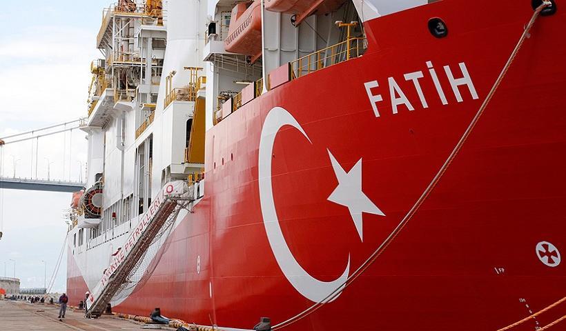 Η Τουρκία ζητάει άδεια από την… Τουρκία για να κάνει έρευνες σε 7 οικόπεδα μεταξύ Ρόδου, Καρπάθου, Κρήτης και Κύπρου
