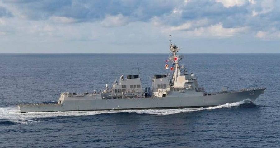 ΗΠΑ – Κίνα: Ανάβουν τα αίματα στο Στενό της Ταϊβάν – Νέα διέλευση από αμερικανικό πλοίο
