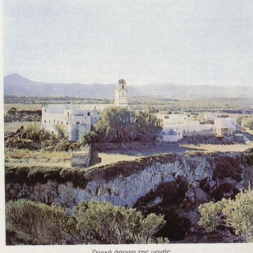 27 Ιουνίου 1821: Οι Οθωμανοί σφάζουν μοναχούς της Μονής Τοπλού
