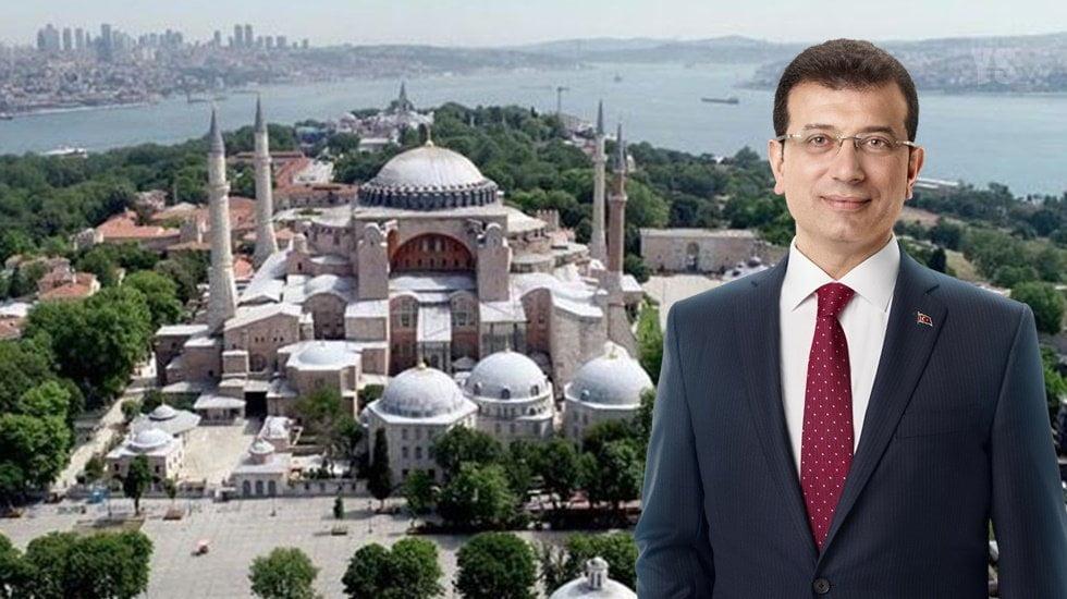 Ο Ιμάμογλου «αδειάζει» Ερντογάν για την Αγιά Σοφιά: Η Τουρκία έχει άλλα προβλήματα