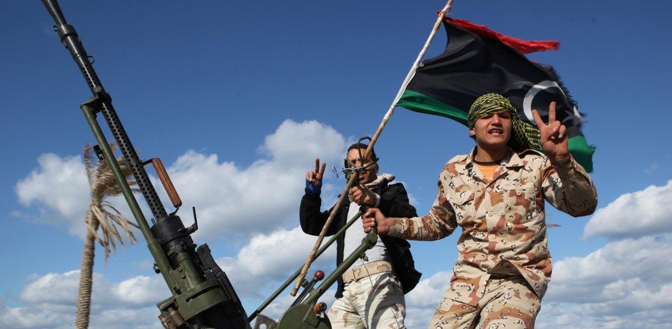 Λιβύη: Κράτησαν αποστάσεις οι ΗΠΑ… ΔΕΝ ΕΔΩΣΑΝ πράσινο φως στην Τουρκία