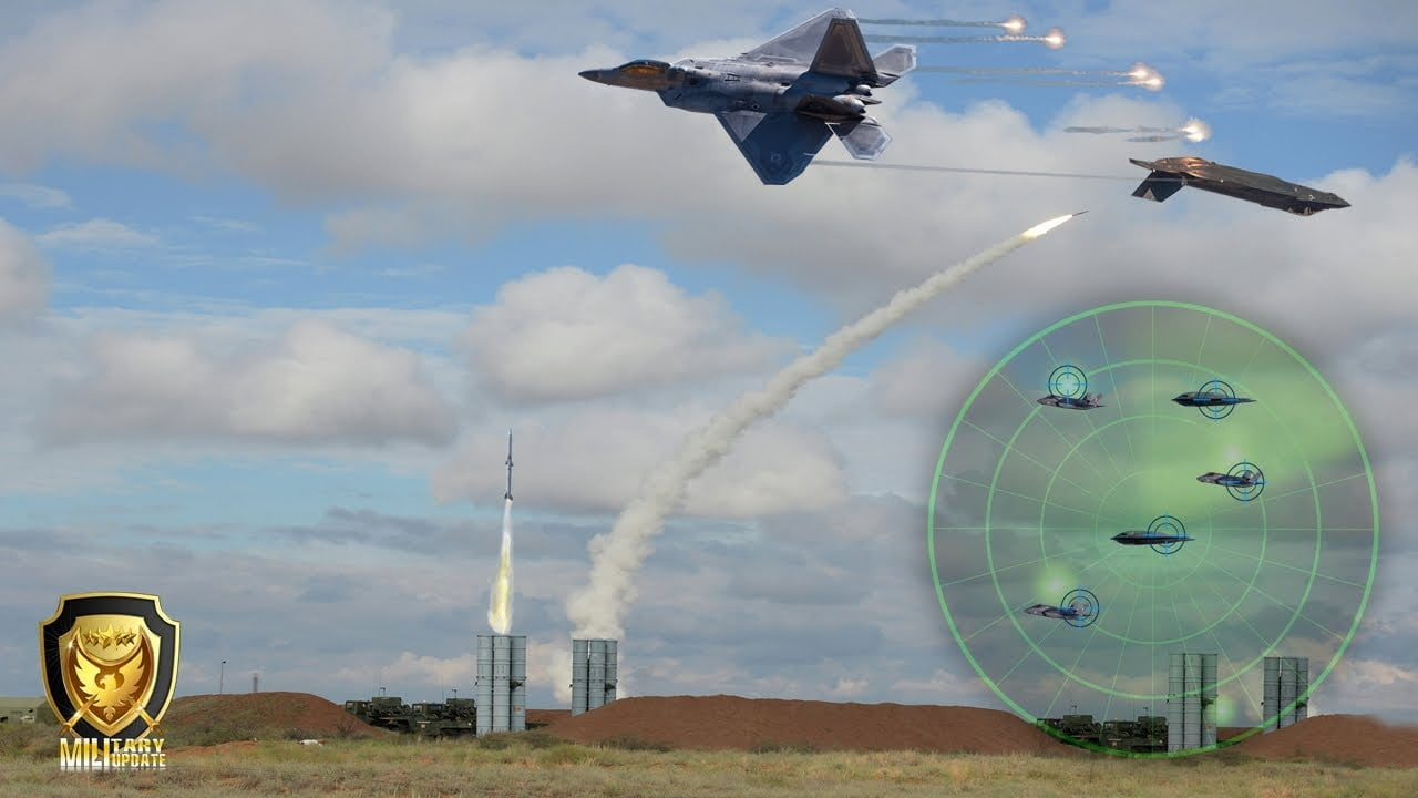 S-500: Το στολίδι της αντιπυραυλικής άμυνας της Ρωσίας (βίντεο)