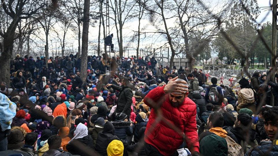 O ακήρυχτος πόλεμος της μετανάστευσης – Ολοταχώς για νεοφεουδαλικές κοινωνίες