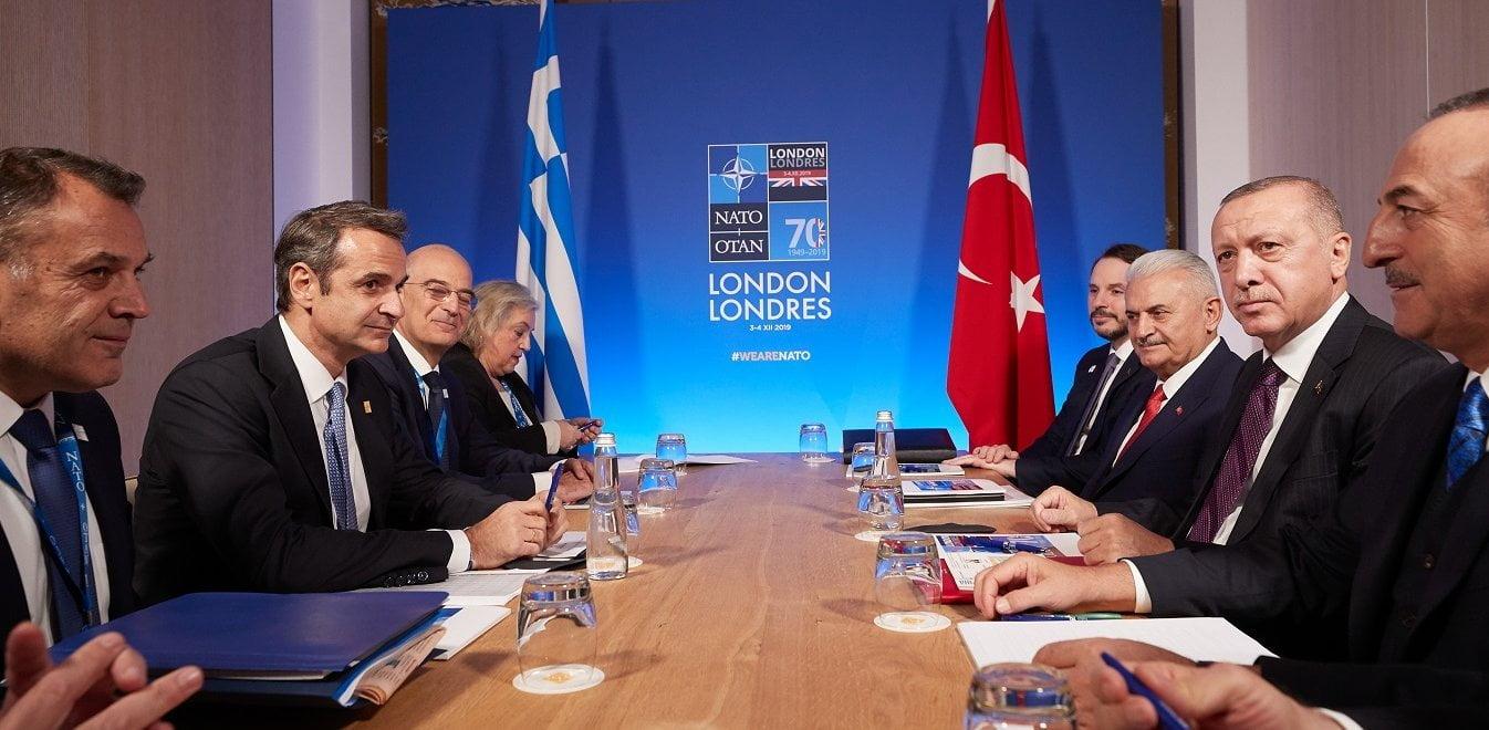Τουρκικός Τύπος για επικοινωνία Μητσοτάκη – Ερντογάν: Έκπληξη από την Ελλάδα