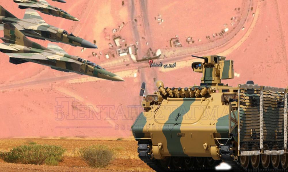 """Επιχείρηση """"σοκ & δέος"""" από LNA: Mαχητικά """"εξαφάνισαν"""" τουρκικά οχήματα"""