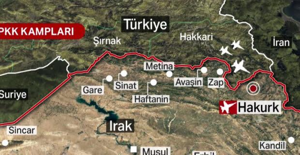 Τι φοβάται η Τουρκία και έκανε επιχείρηση και εσβολή στο Ιράκ, εναντίον του ΡΚΚ;