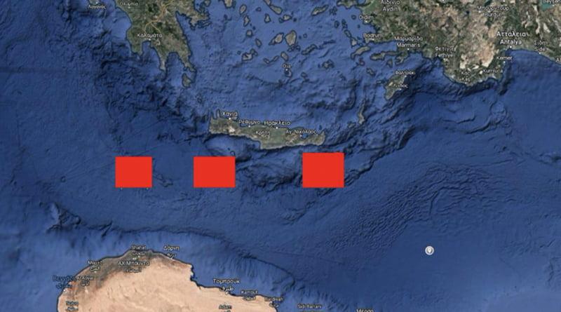 Πότε επιτέλους θα ξυπνήσει η Αθήνα; Δείτε τη νέα τουρκική Navtex νότια της Κρήτης