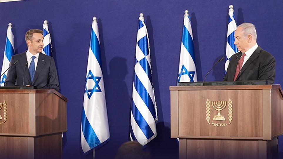 Ενισχύεται ο άξονας Αθήνας – Τελ Αβίβ, ταξίδι-αστραπή Μητσοτάκη στο Ισραήλ