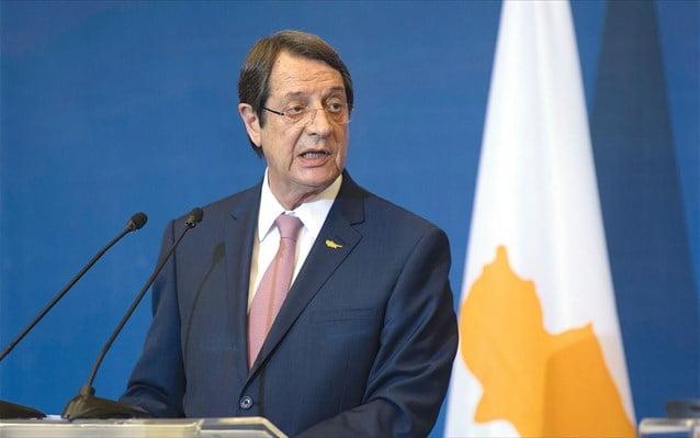 Ν. Αναστασιάδης: Τα όπλα θα σημάνουν το τέλος του κυπριακού ελληνισμού