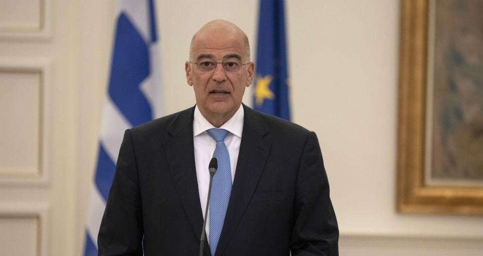 Ν. Δένδιας: Εκεί που η Τουρκία δρα αποσταθεροποιητικά, Ελλάδα και Κύπρος λειτουργούν εποικοδομητικά