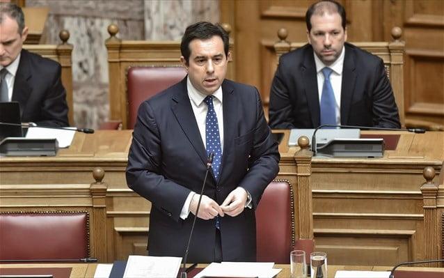 Ν. Μηταράκης: Ο ΣΥΡΙΖΑ είχε παραδώσει «τα κλειδιά» του μεταναστευτικού» σε ΜΚΟ