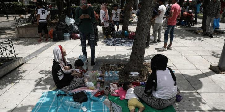 Θα γεμίσουν ξανά οι πλατείες με πρόσφυγες;