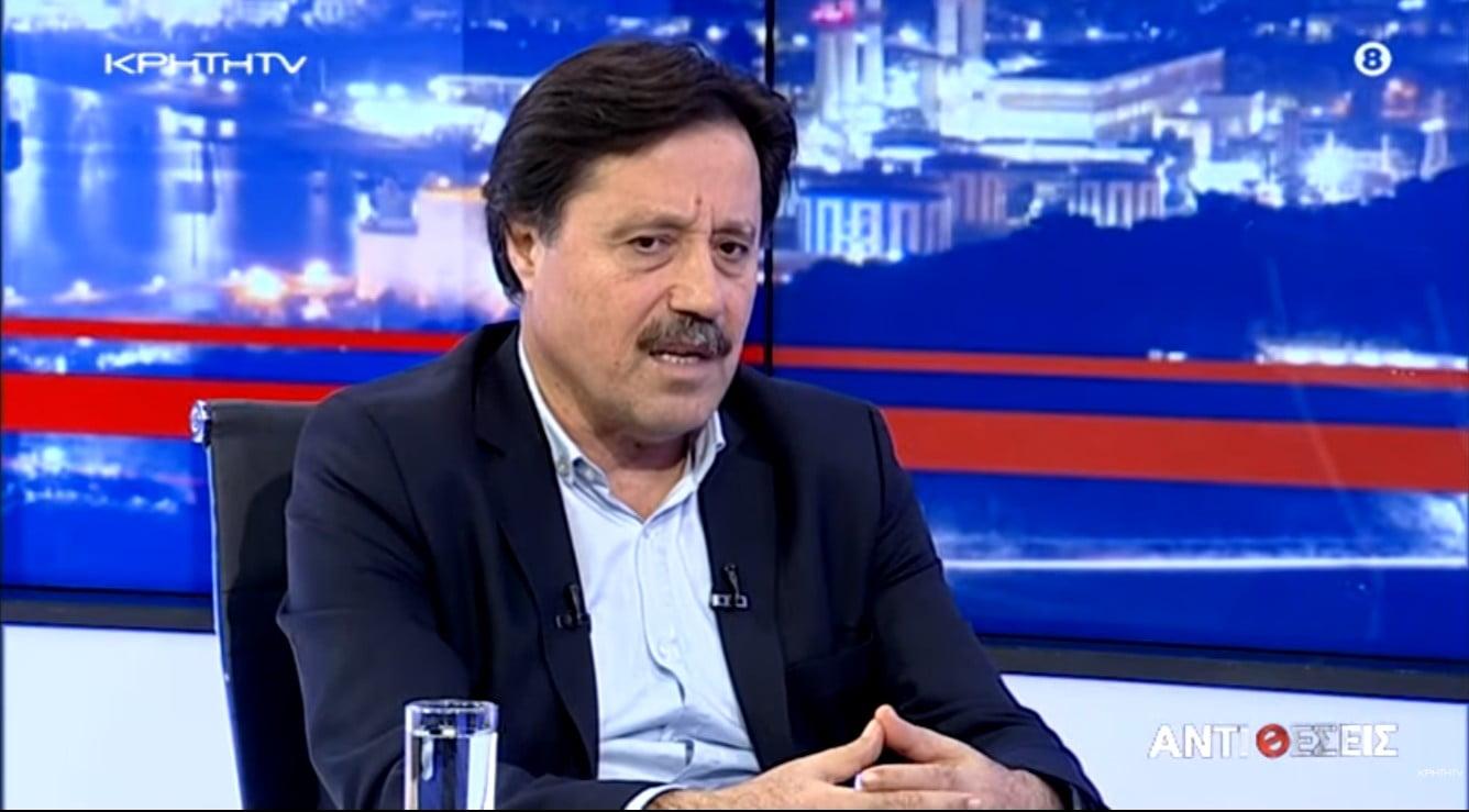 Σ. Καλεντερίδης στον Γ. Σαχίνη: Έχουν καταντήσει την Ελλάδα καρπαζοεισπράκτορα των μεγάλων δυνάμεων και όχι μόνο