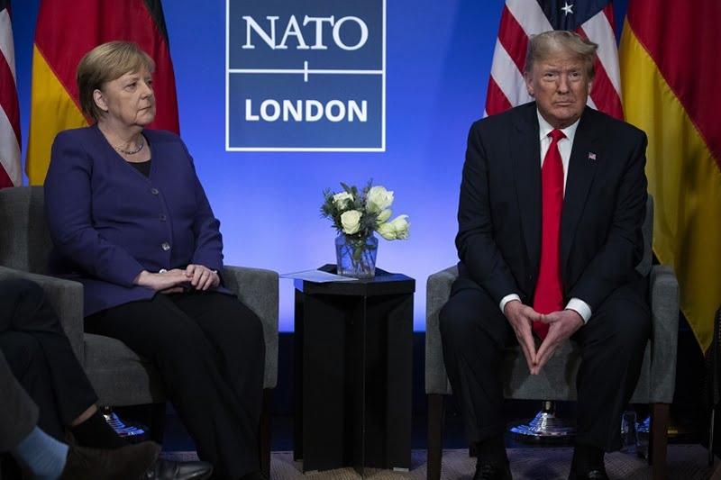 ΗΠΑ και Γερμανία, βίοι παράλληλοι σε ΝΑΤΟ και Ευρωπαϊκή Ένωση