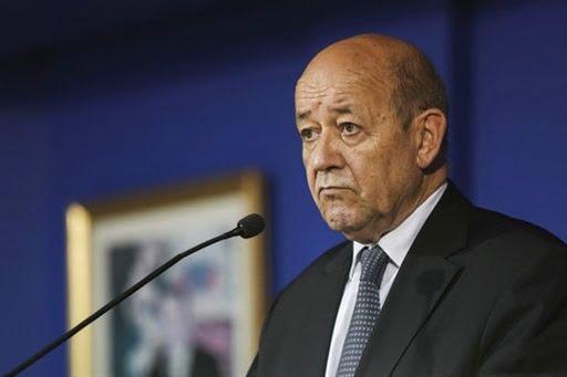 Γαλλικό ΥΠΕΞ: Η Τουρκία απειλεί τα συμφέροντα της Ελλάδος και της Κύπρου