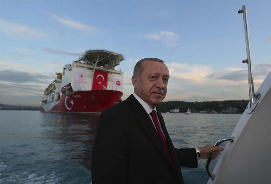Η απόπειρα κηδεμονίας της Αν. Μεσογείου από την Τουρκία και το ταξίδι Μητσοτάκη στο Ισραήλ