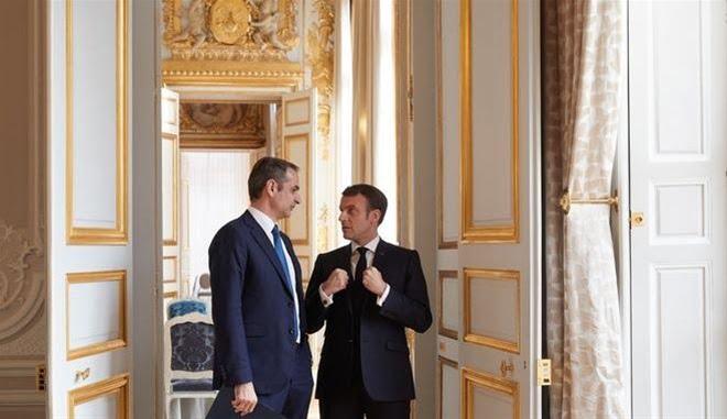 Με γαλλική «ασπίδα» η Ελλάδα απέναντι στον Ερντογάν