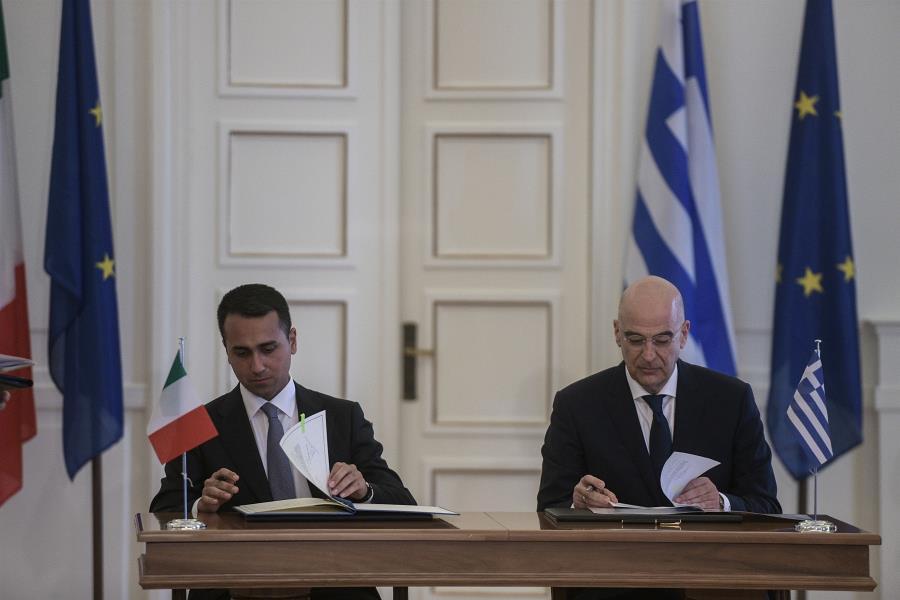 Κώστας Λάβδας: Σημαντική η συμφωνία με Ιταλία, δεν αλλάζει ριζικά τις ισορροπίες
