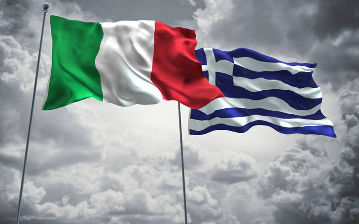 Στο «τραπέζι» ο καθορισμός ΑΟΖ της Ελλάδας με την Ιταλία