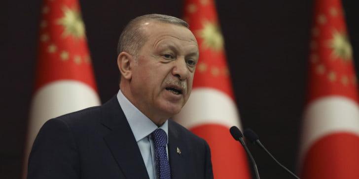 Ρ. Τ. Ερντογάν: Στις 24 Ιουλίου η πρώτη μουσουλμανική προσευχή στην Αγία Σοφία