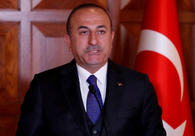 Τσαβούσογλου: Δεν μας ανησυχεί η συμφωνία Ελλάδας-Ιταλίας για ΑΟΖ – Θετική για την Τουρκία!