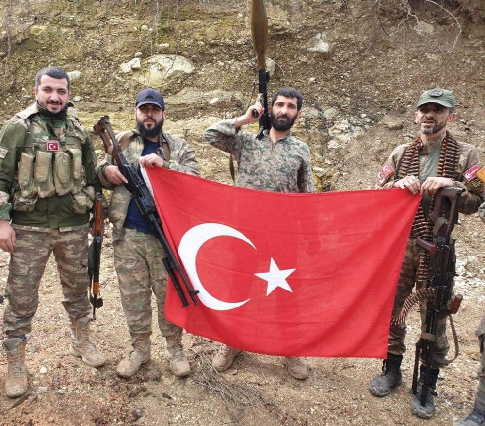 Τουρκική εισβολή στο Ιράκ κατά του ΡΚΚ… στρατός, ελικόπτερα, μαχητικά (vid.)
