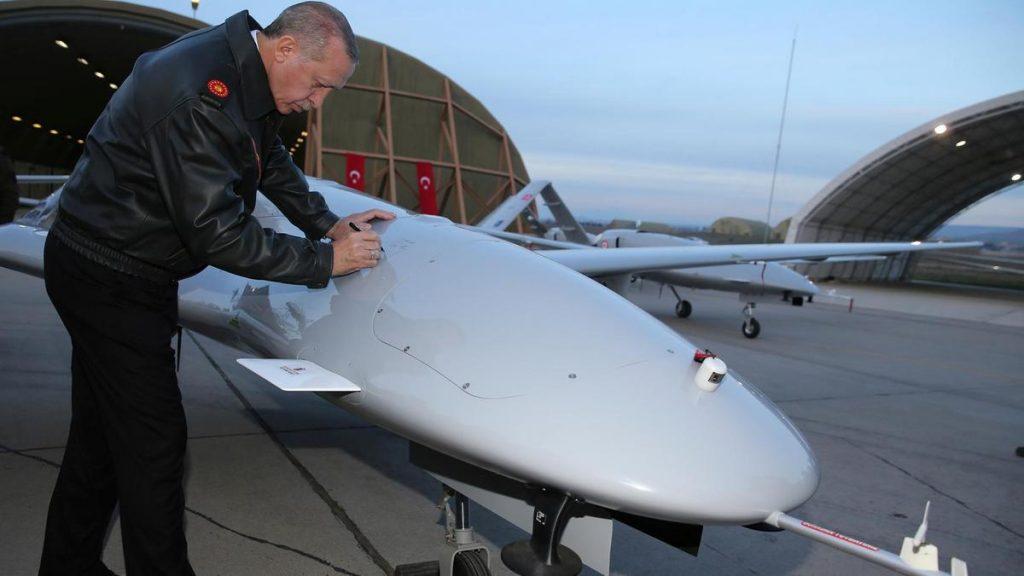 Έχουμε απάντηση στα τουρκικά drones;
