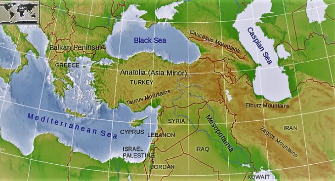 Ελληνική στρατηγική, τουρκικού κλοιού επερχoμένου