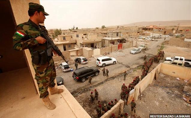Ιρακινό Κουρδιστάν: Διάψευση παράδοσης στην Τουρκία της ανιψιάς ενός αξιωματούχου των Κούρδων της Συρίας