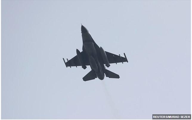 Υπερπτήσεις τουρκικών F-16 πάνω από το νησιωτικό σύμπλεγμα του Καστελόριζου