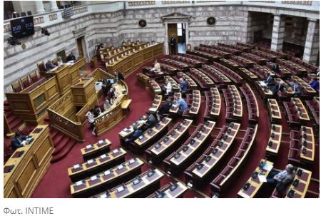 Βουλή: Εγκρίθηκε η συμφωνία Ελλάδας – Ισραήλ για την προμήθεια αμυντικού εξοπλισμού