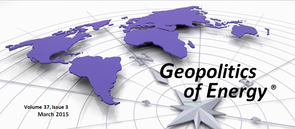 """Security Aspects of """"Geoenergeia"""" and the Significance of Energy Resources Management in International Politics"""