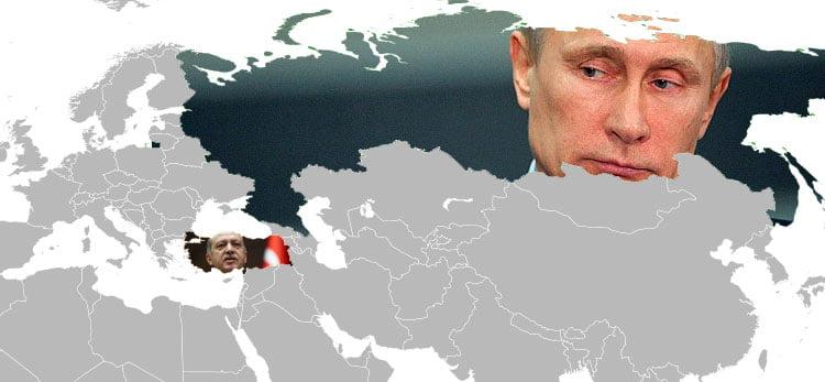 Stratfor : Βαθαίνει το χάσμα μεταξύ Τουρκίας και Ρωσίας