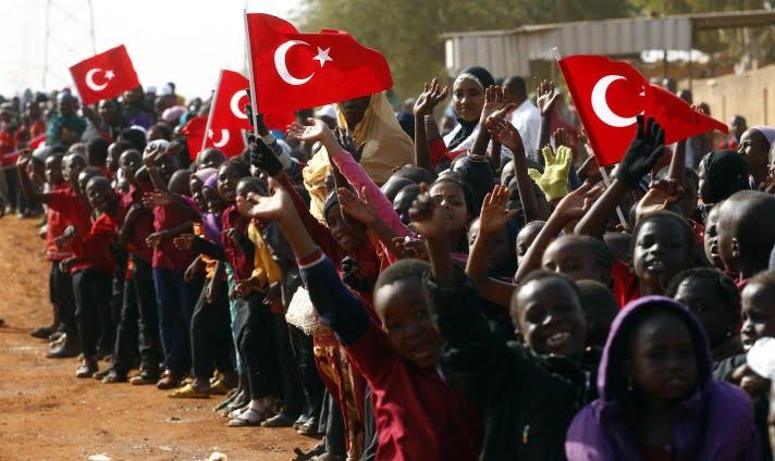 Τι πραγματικά επιδιώκει η Τουρκία στην Αφρική