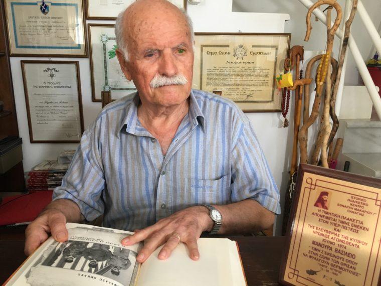 Στρατηγός Βασίλειος Μανουράς: Η Κυπριακή τραγωδία και η επιχείρηση «Νίκη» στην οποία συμμετείχα ως ταγματάρχης