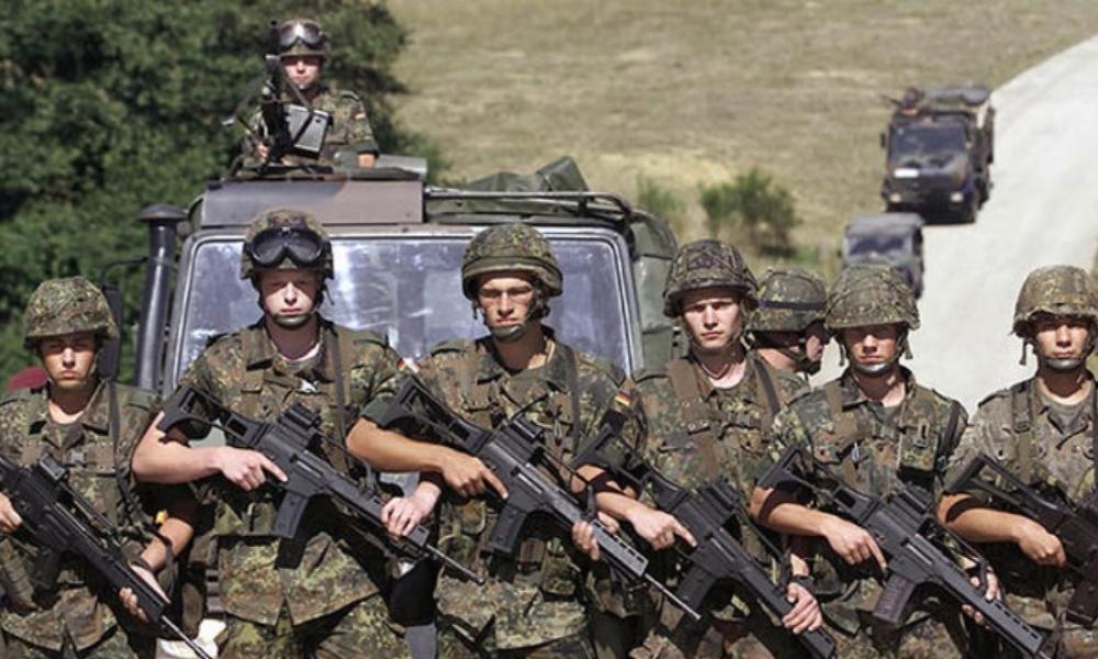 """Σκάνδαλο στις Γερμανικές ΕΔ: Στρατιώτες συνεργάζονταν με την ΜΙΤ & τους """"Γκρίζους Λύκους"""""""