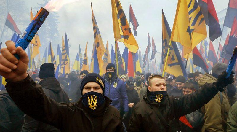 Τους Ουκρανούς εθνικιστές στέλνουν στο Αζερμπαϊτζάν για να πολεμήσουν εναντίoν των Αρμενίων