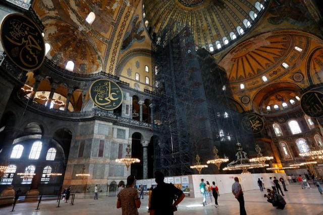 Times για Αγία Σοφία: Κοσμική οπισθοχώρηση με στροφή στον θρησκευτικό εθνικισμό