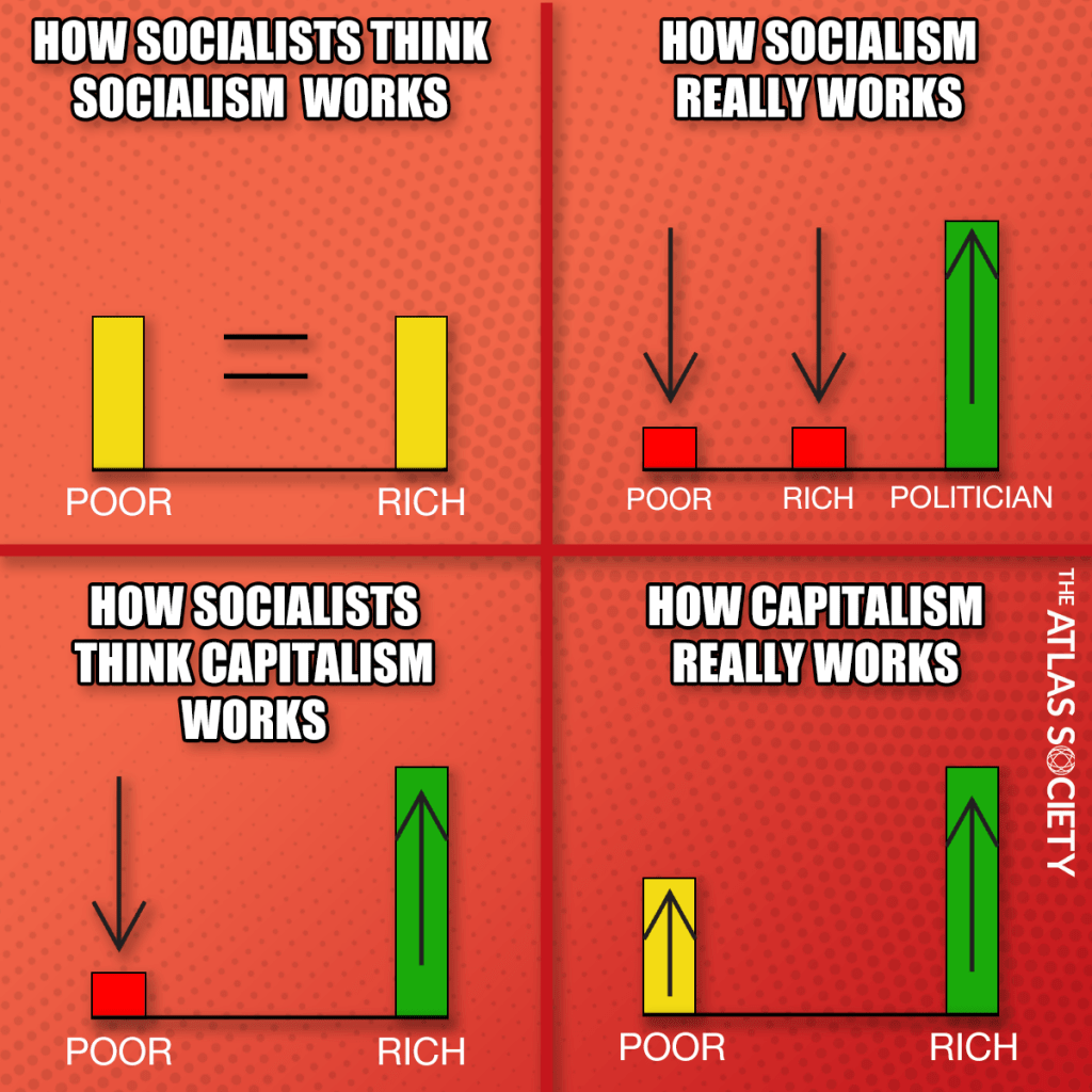 how socialism works