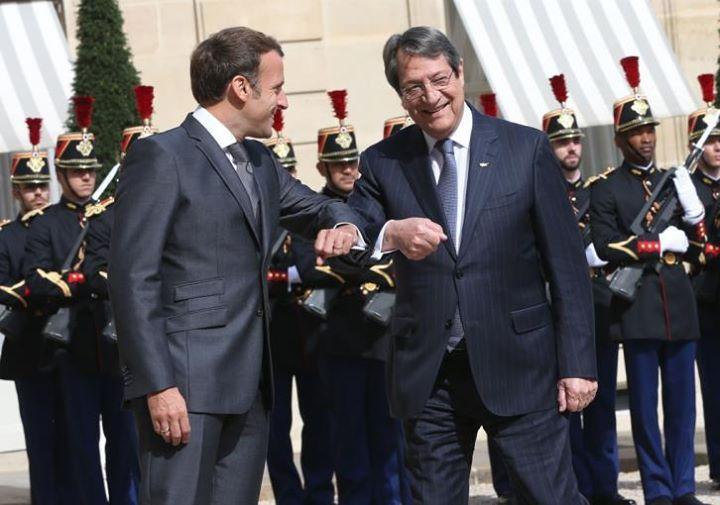 Ο Λάζαρος Μαύρος στέλνει μήνυμα σ' εκείνους που τορπίλισαν τη συμφωνία για τις Belh@rra: Η Γαλλία στάθηκε στο πλευρό της Κύπρου