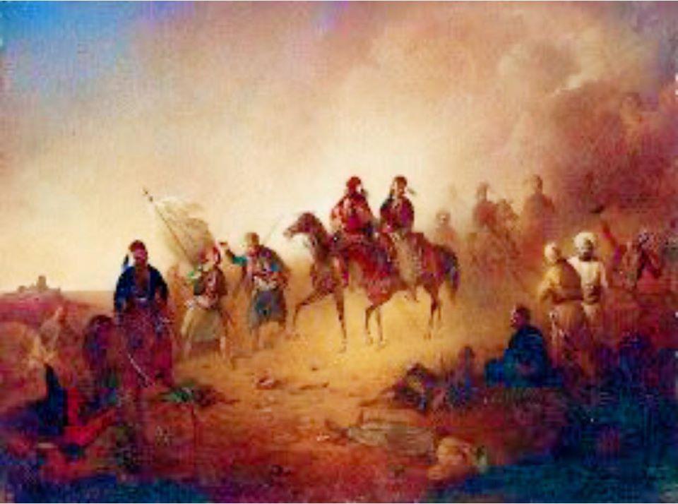 22 Ιουλίου 1822: Αντιπερισπασμός με κόλπο του Κολοκοτρώνη