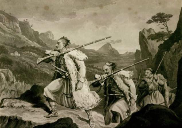 20 Ιουλίου 1792: Η μάχη της Κιάφας.