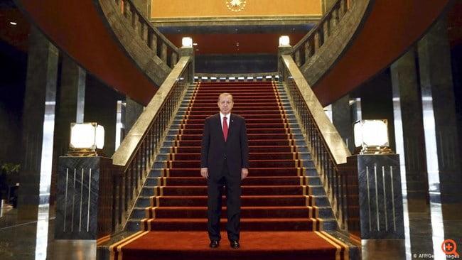 Γερμανικός Τύπος: Η ΕΕ να βάλει φραγμό στον Ερντογάν