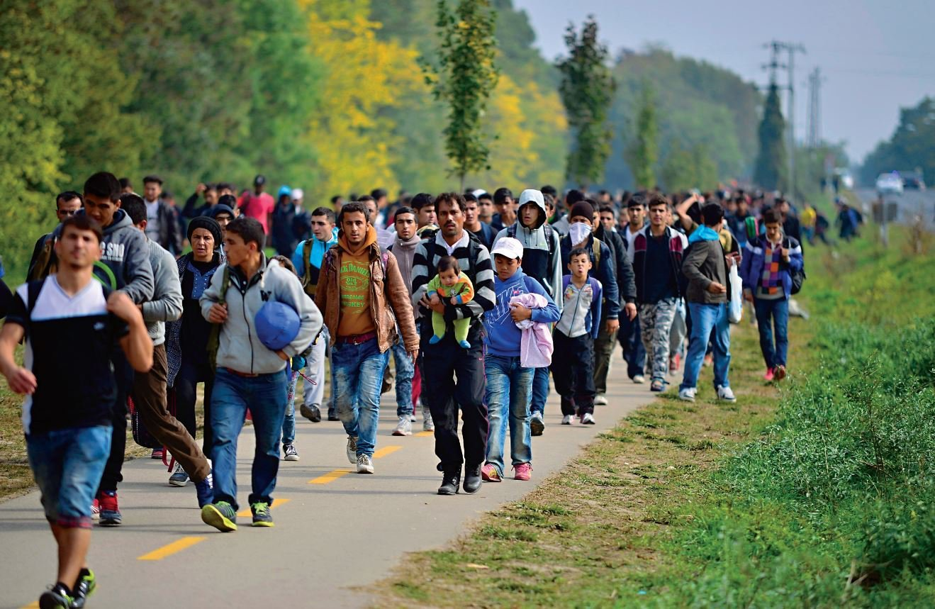 """Ο """"δούρειος ίππος"""" που προωθεί την ισλαμοποίηση στην καρδιά της Ευρώπης"""