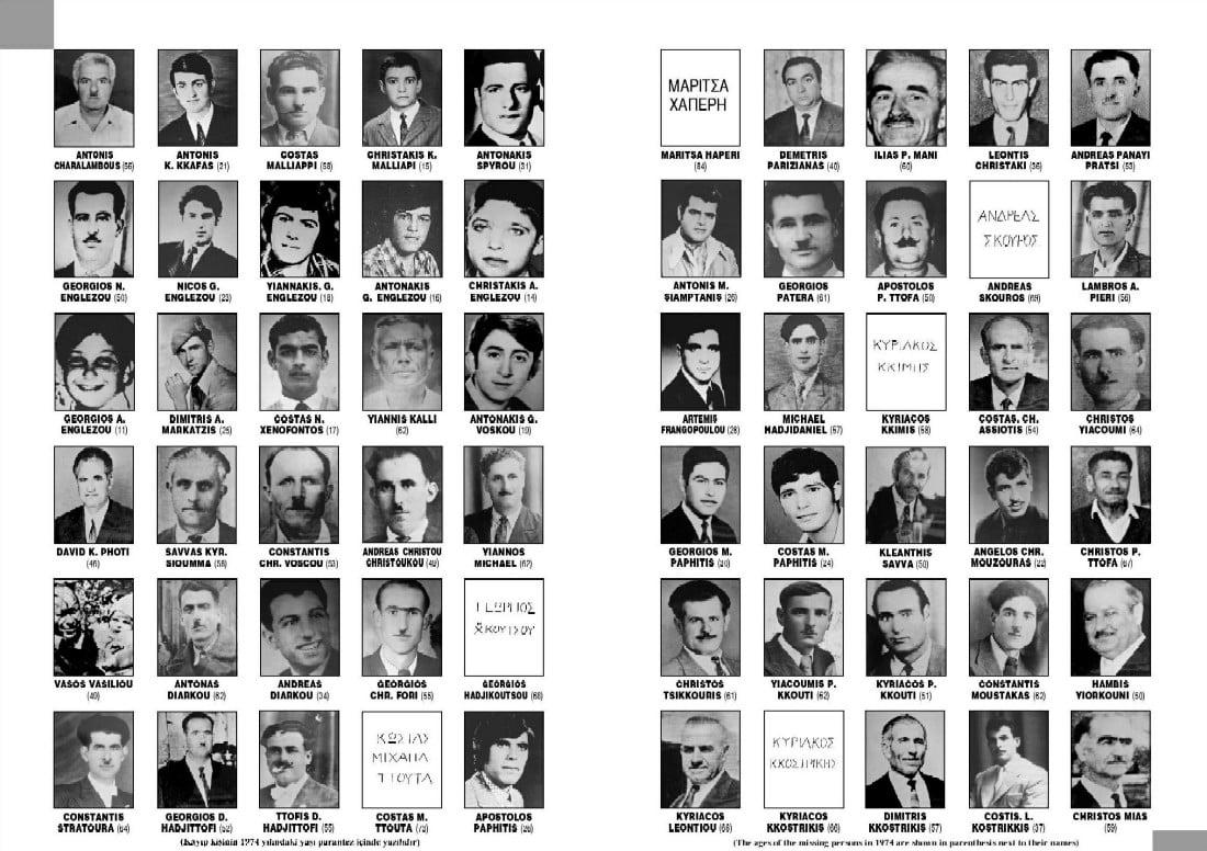 Αγνοούμενοι Κυπριακής Τραγωδίας '74: Μια Μεγάλη Ανοιχτή Πληγή 46 Χρόνων