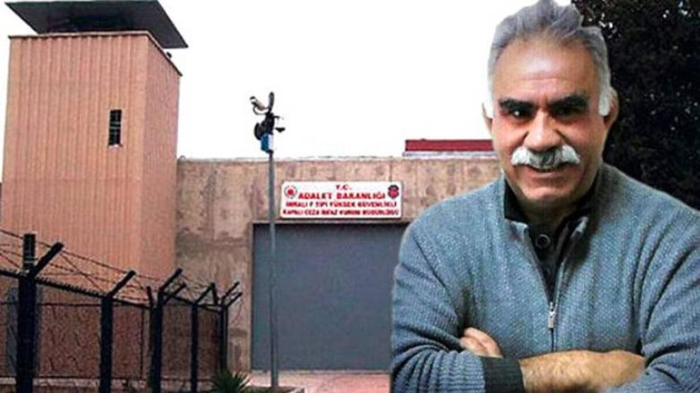 Οι δικηγόροι του Οτζαλάν υποβάλλουν αίτημα για συνάντηση με τον πελάτη τους στις φυλακές ασφαλείας της νήσου Ιμραλί