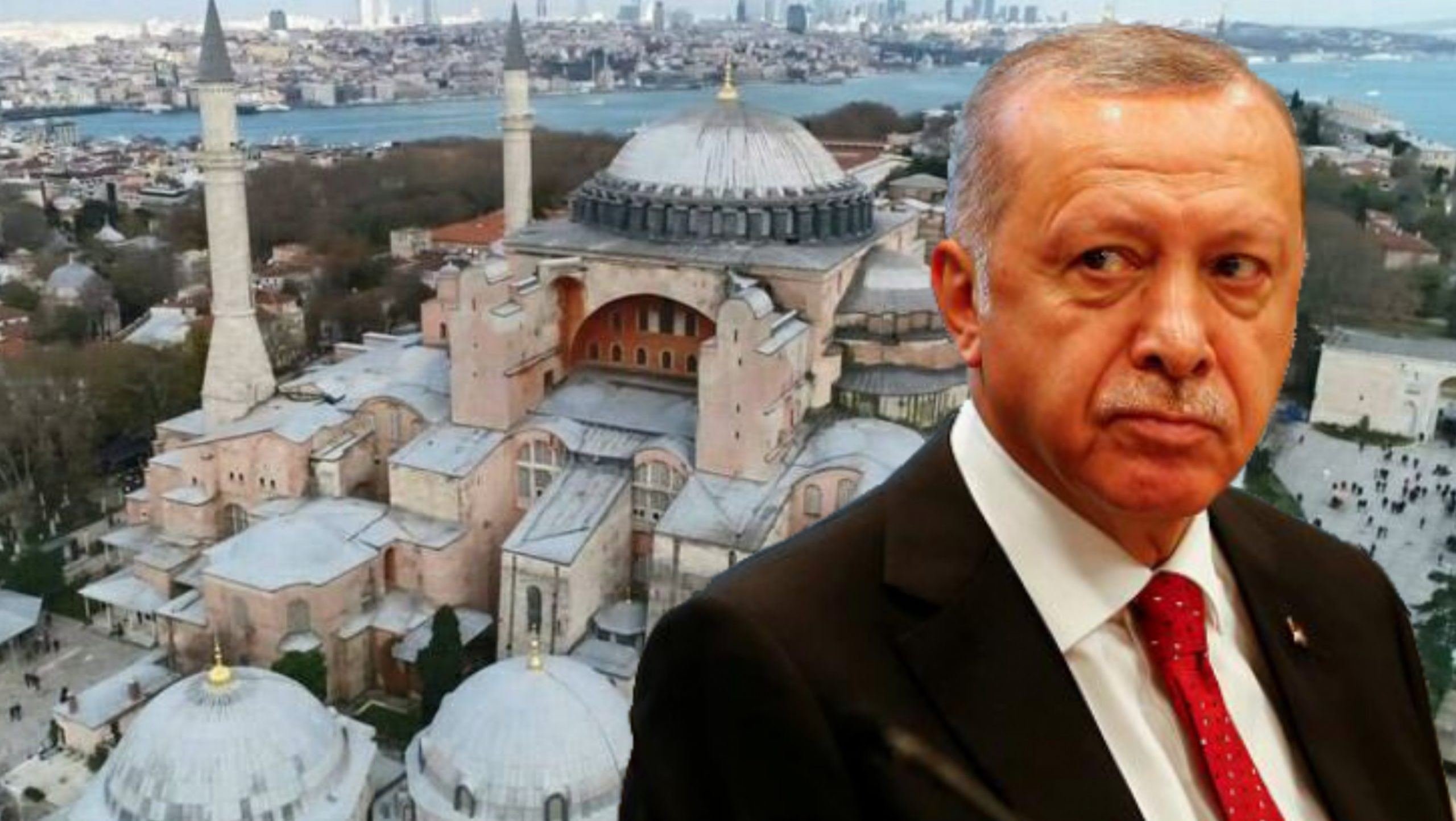 Αγία Σοφία στην Τουρκία: «Είναι σαν να έχει μετατραπεί σε τζαμί ο Άγιος Πέτρος »