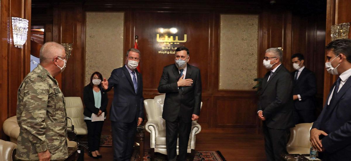 The Arab Weekly: Οι συμφωνίες που υπέγραψε ο Ακάρ, καθιστούν τη Λιβύη προτεκτοράτο της Τουρκίας